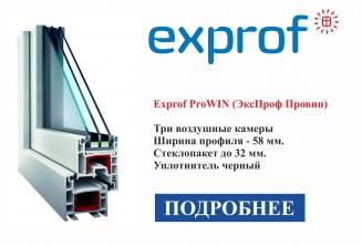 Exprof ProWIN (ЭксПроф Провин)